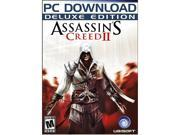 Assassin's Creed II Deluxe Edition for Windows [Online Game Code] N82E16832138187