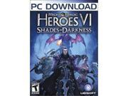 Might & Magic: Heroes VI Shades of Darkness [Online Game Code]