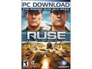 RUSE DLC 3 Pack of the Rising Sun [Online Game Code]