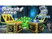 The Mighty Quest for Epic Loot Diamond Packs- The Supply Pack [Online Game Code]