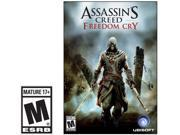 Assassin's Creed Freedom Cry [Online Game Code] N82E16832138395