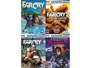 Far Cry Complete Pack (1 + 2 + 3 + Blood Dragon) [Online Game Codes]