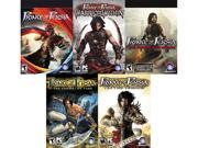 Prince of Persia Power Pack (Classic, Warrior Within, Forgotten Sands, Sand of Time, Two Thrones) [Online Game Codes] N82E16832138471