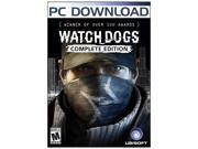 Watch Dogs Complete Edition [Online Game Code]