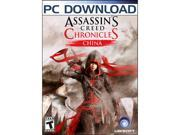 Assassin's Creed Chronicles: China [Online Game Code] 9B-32-138-539
