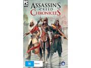 Assassin's Creed Chronicles - Trilogy [Online Game Code] N82E16832138609