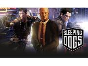 Sleeping Dogs: Square Enix Character Pack [Online Game Code]