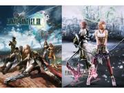 FINAL FANTASY XIII Bundle (1 + 2 )[Online Game Codes]
