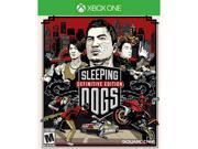 Sleeping Dogs: Definitive Edition XBOX One [Digital Code] N82E16832166205