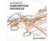 Autodesk Subscription with Advanced Support technical support (renewal) - 1