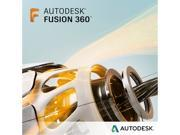 Autodesk Fusion 360 Cloud Service Subscription with Basic Support - 1 year