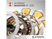 Autodesk AutoCAD Inventor LT Suite 2016 Desktop Subscription with Advanced Support - 2 years