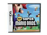 New Super Mario Brothers Nintendo Ds Game Nintendo Picture