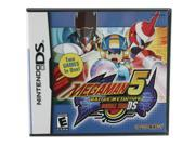 Mega Man Battle Network 5 Double Team game