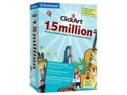 Encore Software ClickArt 1.5 Million