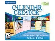 Encore Software Calendar Creator 12 Jc