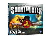 Silent Hunter 2 & 3 PC Game