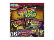 Quest Trio Jewel Case PC Game