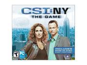 CSI NY (Jewel Case) PC Game