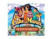 Cake Mania: Main Street Jewel Case PC Game