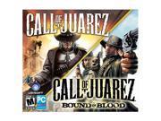 Call of Juarez 1 & 2 (Jewel Case) PC Game