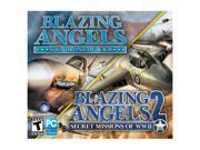Blazing Angeles 1 & 2 (Jewelcase) PC Game