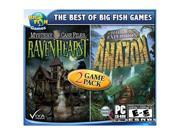 Ravenhurst And Hidden Exped Jewel Case PC Game