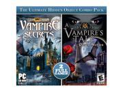 Hidden Mysteries Vampire Secrets Lost Secrets Jewel Case PC Game