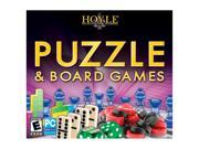 Hoyle Classic Puzzle Board Jewel Case PC Game