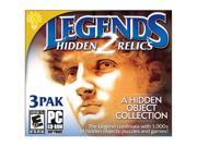 Legends 2 Hidden Relics Jewel Case PC Game