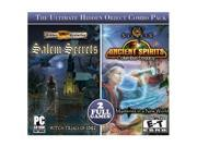 Hidden Mysteries: Salem Secrets & Lost Secrets: Ancient Spirits PC Game