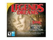 Legends Of Dreams Jewel Case PC Game
