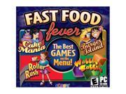 Fast Food Fever Jewel Case PC Game