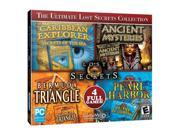 Lost Secrets 4-Pack Jewel Case PC Game