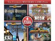 The Ultimate Mystery Game Pack Jewel Case PC Game