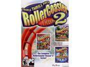 RollerCoaster Tycoon 2: Triple Thrill Pack [Online Game Code] N82E16832198165