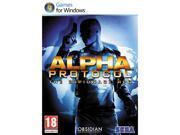 Alpha Protocol [Online Game Code]