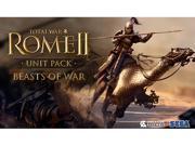 Total War ROME II Beasts of War Online Game Code