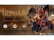 Total War: ROME II - Pirates & Raiders Culture Pack [Online Game Code]
