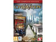Sid Meier's Civilization IV Complete for Mac [Online Game Code]