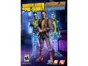 Borderlands: The Pre-Sequel The Handsome Jack Doppleganger Pack [Online Game Code]
