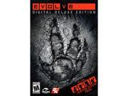 Evolve Digital Deluxe Edition [Online Game Code]