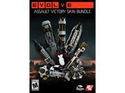 Evolve: Assault Victory Skin Bundle [Online Game Code]