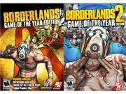 Borderlands Game of The Year Borderlands 2 Game of The Year [Online Game Code]
