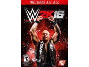 WWE 2K16 [Online Game Code]