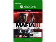 Mafia III Deluxe Xbox One [Digital Code] N82E16832205343