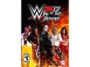 WWE 2K17 - Hall of Fame Showcase [Online Game Code] N82E16832205379
