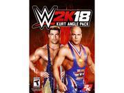 WWE 2K18: Kurt Angle Pack [Online Game Code] N82E16832205417