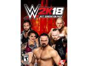 WWE 2K18 NXT Generations Pack [Online Game Code] N82E16832205422