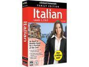 TOPICS Entertainment Instant Immersion Italian Family Edition